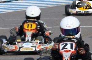 2 Tandas de Karting por 15 €