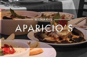 2 Bebidas + 2 Raciones en Restaurante Aparicio's