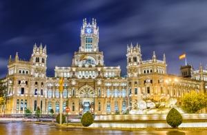 Madrid + Parque Warner 1 o 2 noches