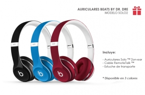 Auriculares Beats Solo2 By Dr. Dre