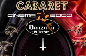 Cine + cabaret especial Halloween