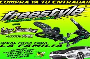Entradas Freestyle, 16 de Julio con Edgar Torronteras