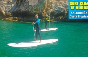 Curso de 1 hora y media STAND UP PADDLE